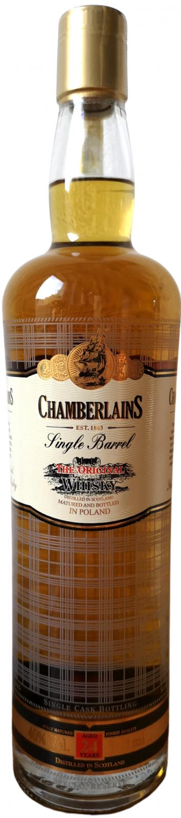 Chamberlains 24-year-old