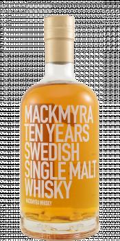 Mackmyra 10-year-old