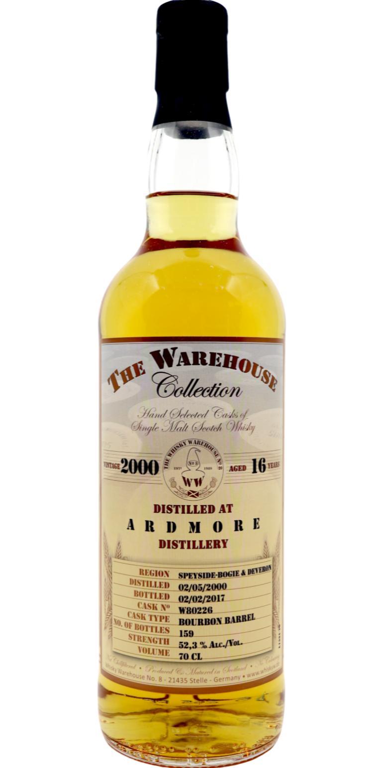Ardmore 2000 WW8