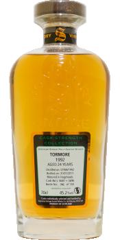 Tormore 1992 SV