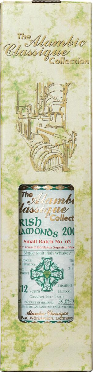 Irish Diamonds 2005 AC