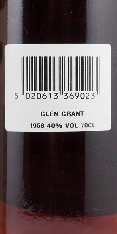 Glen Grant 1958 GM