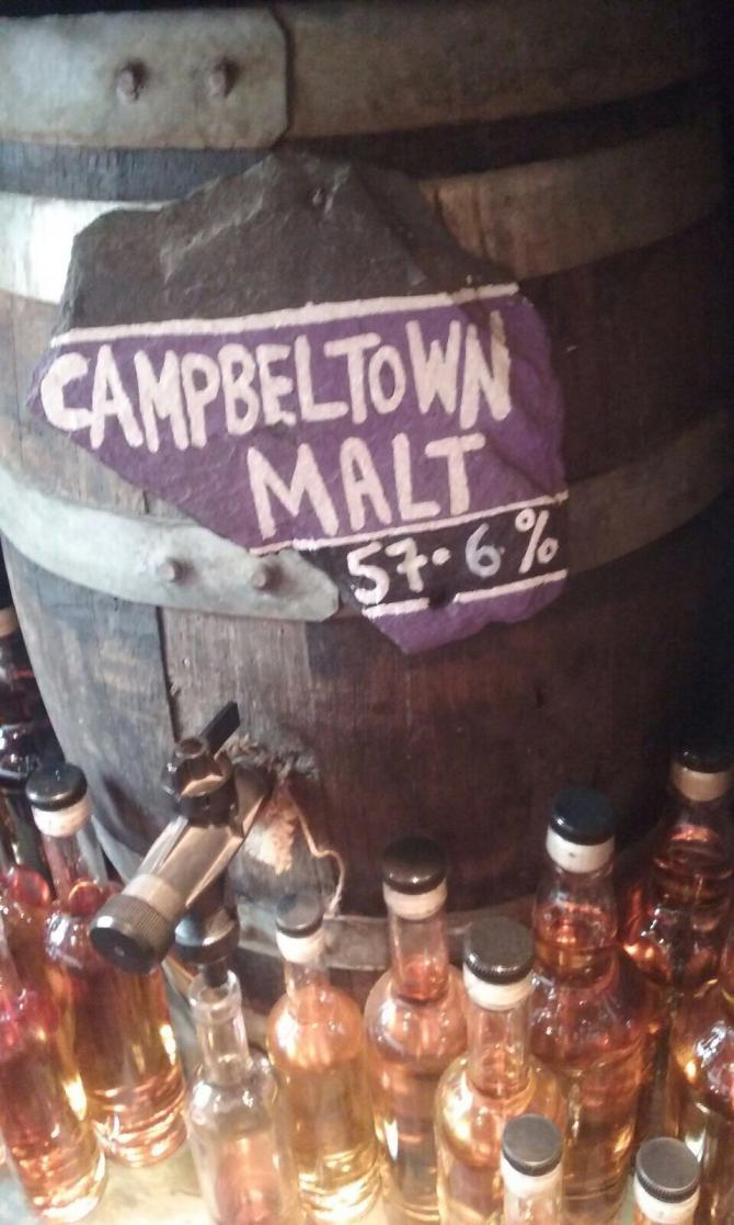 Campbeltown Blended Malt Cadenhead's 1842 CA