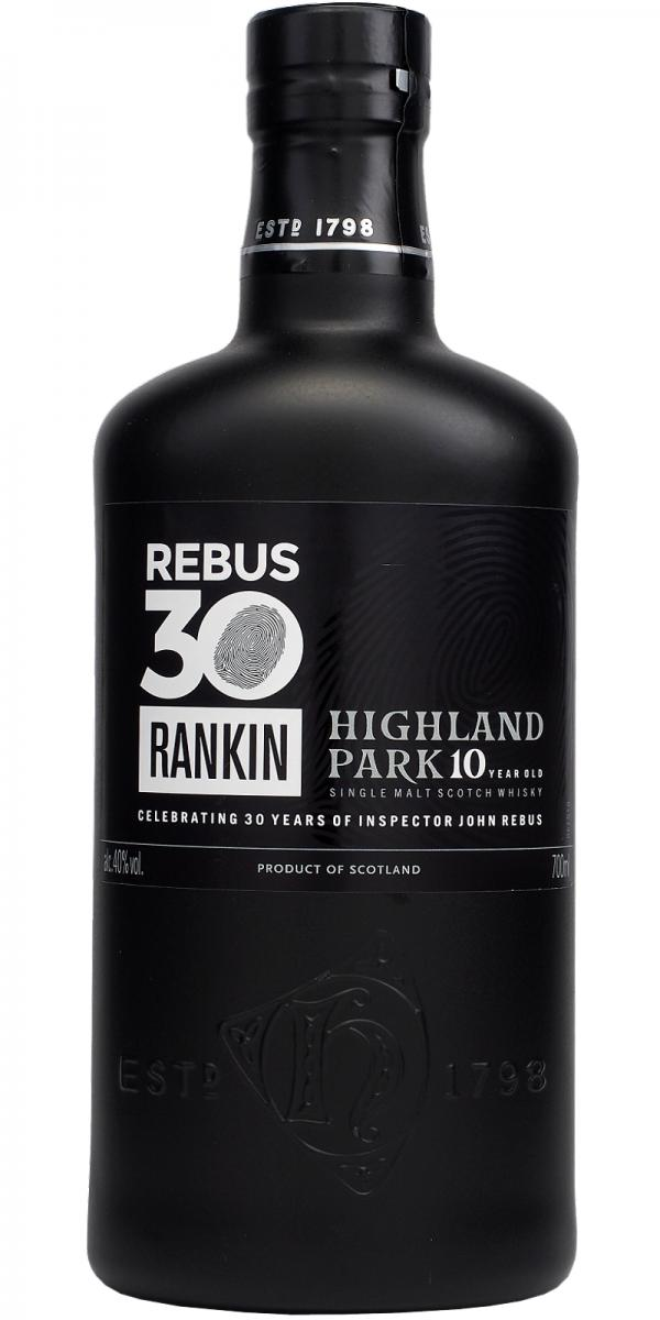 Highland Park 10-year-old - Rebus30 - Ratings and reviews - Whiskybase