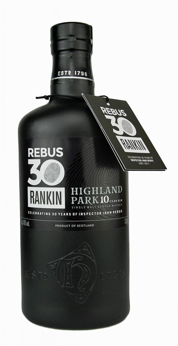 Highland Park 10-year-old - Rebus30