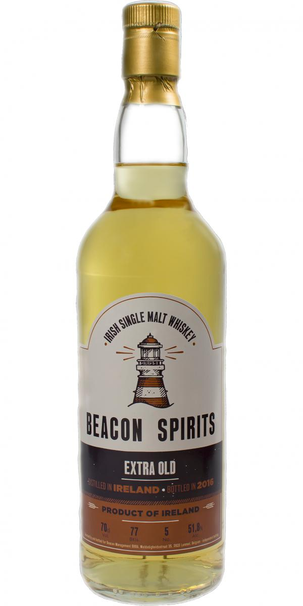 Irish Single Malt Whiskey Extra Old BcS