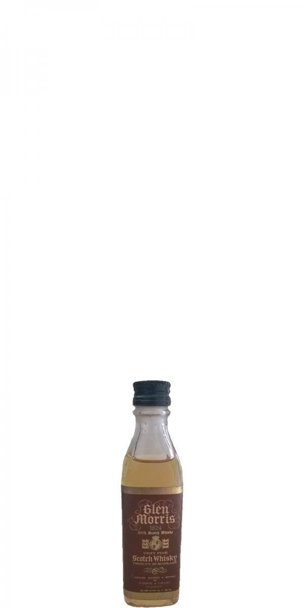Glen Morris Very Fine Scotch Whisky