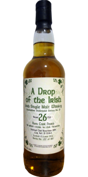 A Drop of the Irish 26-year-old BA