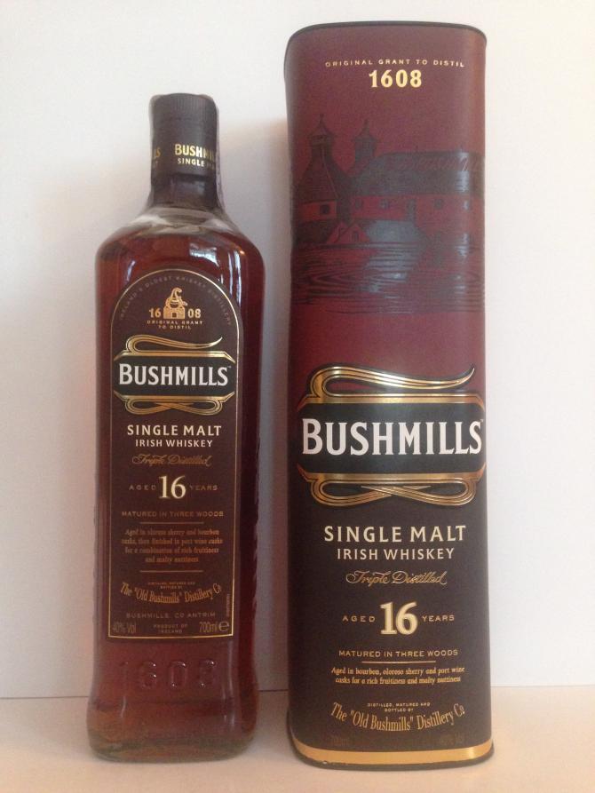 Bushmills 16-year-old
