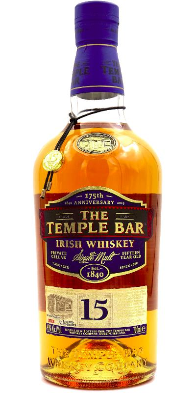 The Temple Bar 15-year-old