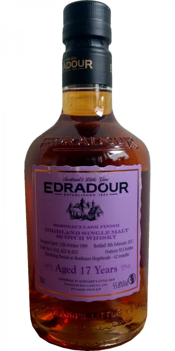 Edradour 1999