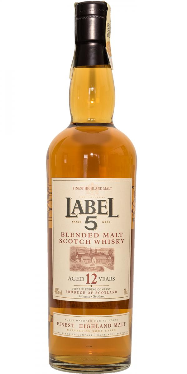 Label 5 12-year-old