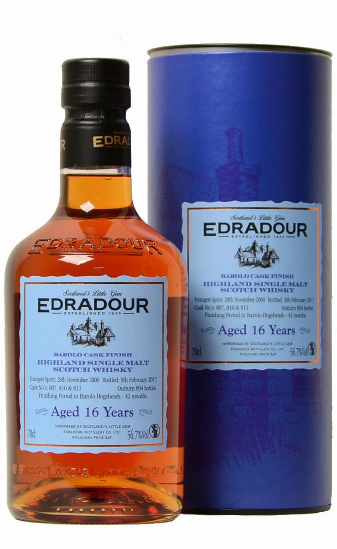 Edradour 2000