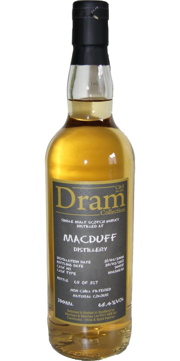 Macduff 2008 C&S