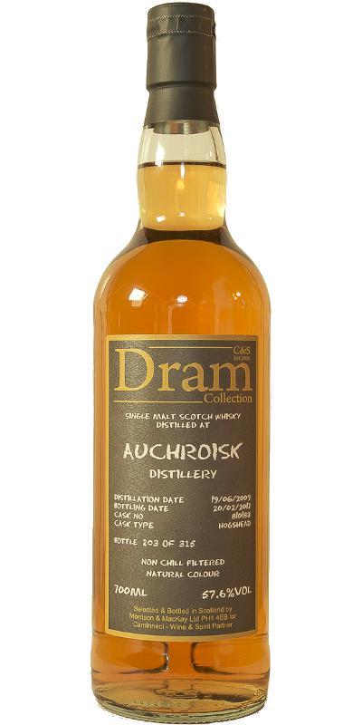 Auchroisk 2009 C&S