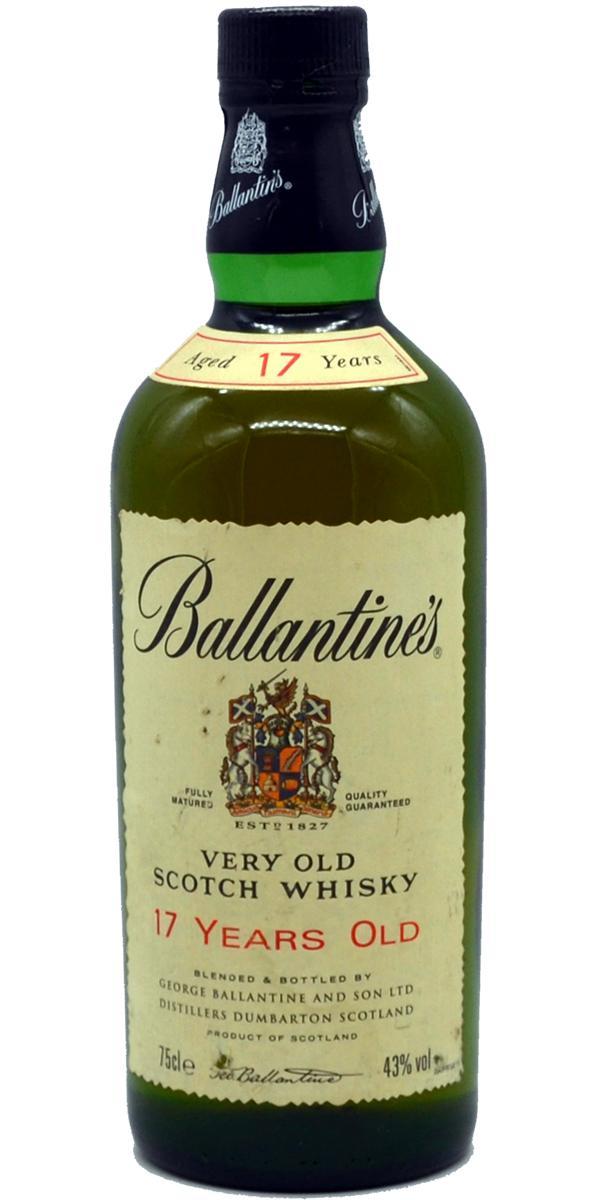 Ballantine's 17-year-old