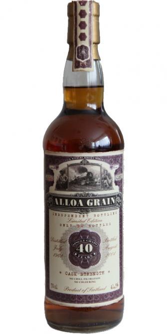 North of Scotland 1964 JW Alloa Grain