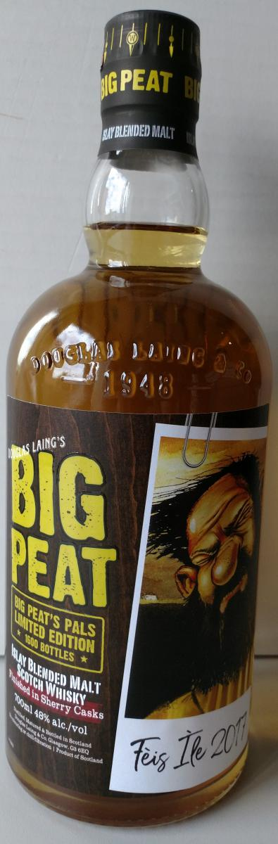 Big Peat Fèis Ìle 2017 DL