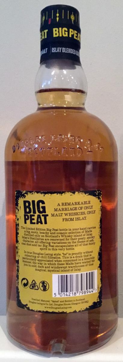 Big Peat Fèis Ìle 2017 DL