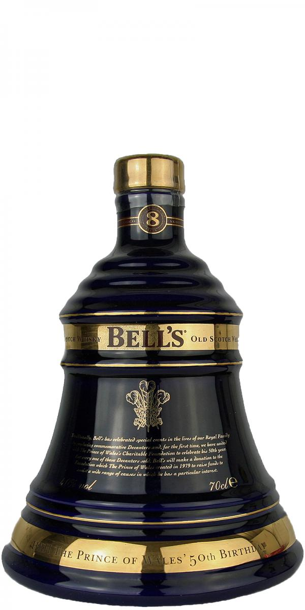 Bell's To Commemorate the Prince of Wales' 50th Birthday