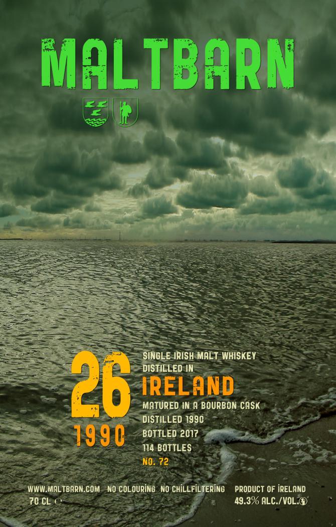 Ireland 1990 MBa