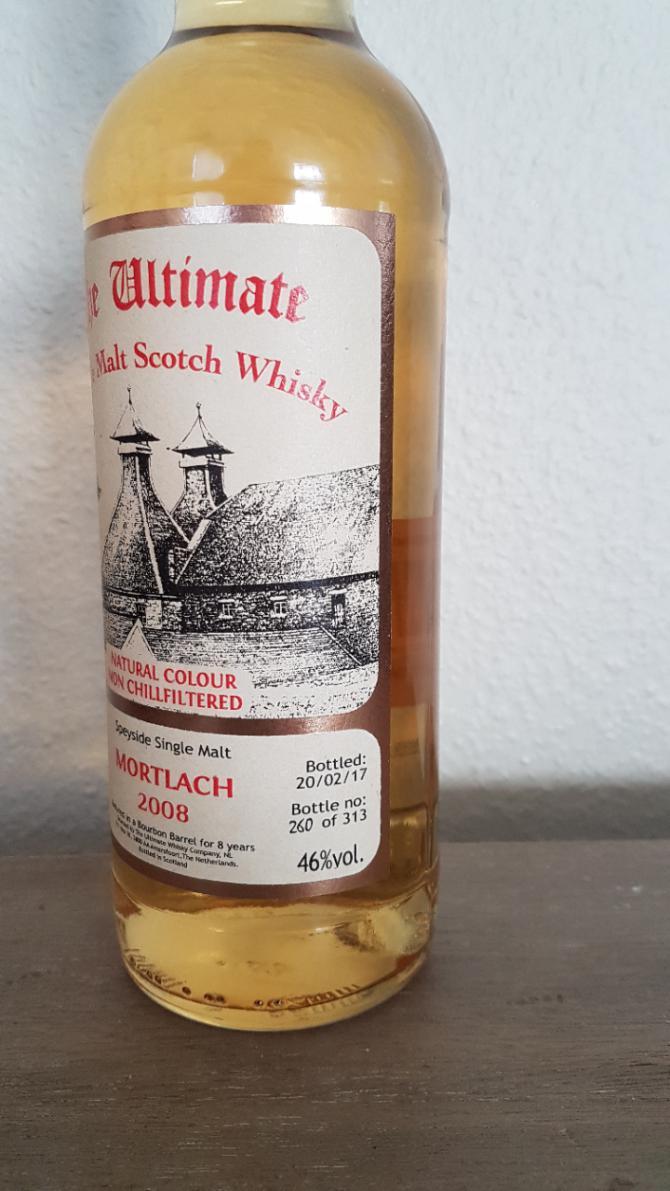 Mortlach 2008 vW