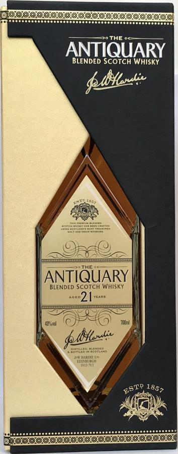 The Antiquary 21-year-old