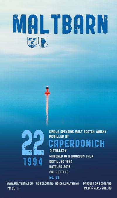 Caperdonich 1994 MBa