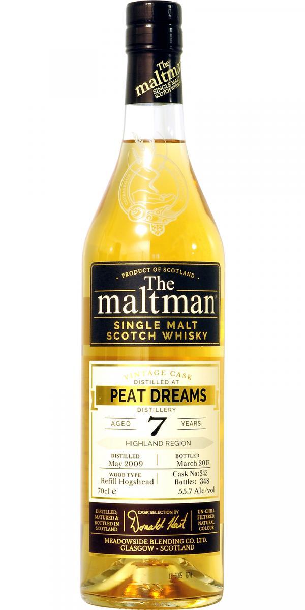 Peat Dreams 2009 MBl