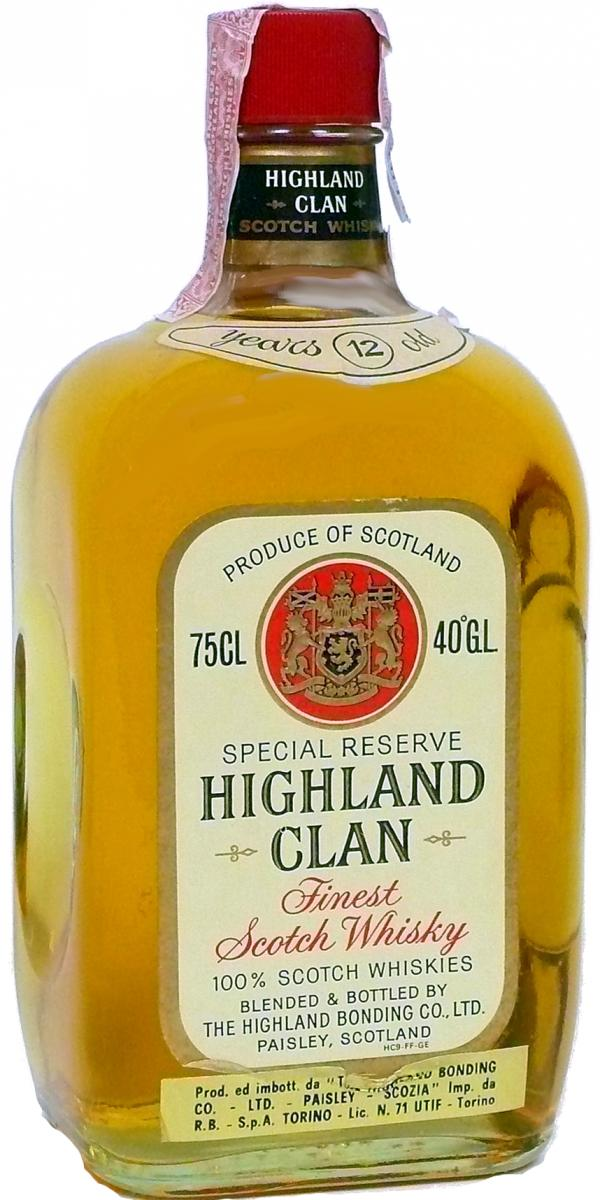 Highland Clan 12-year-old