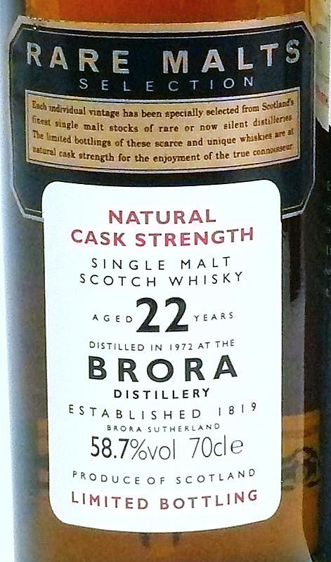 Brora 1972