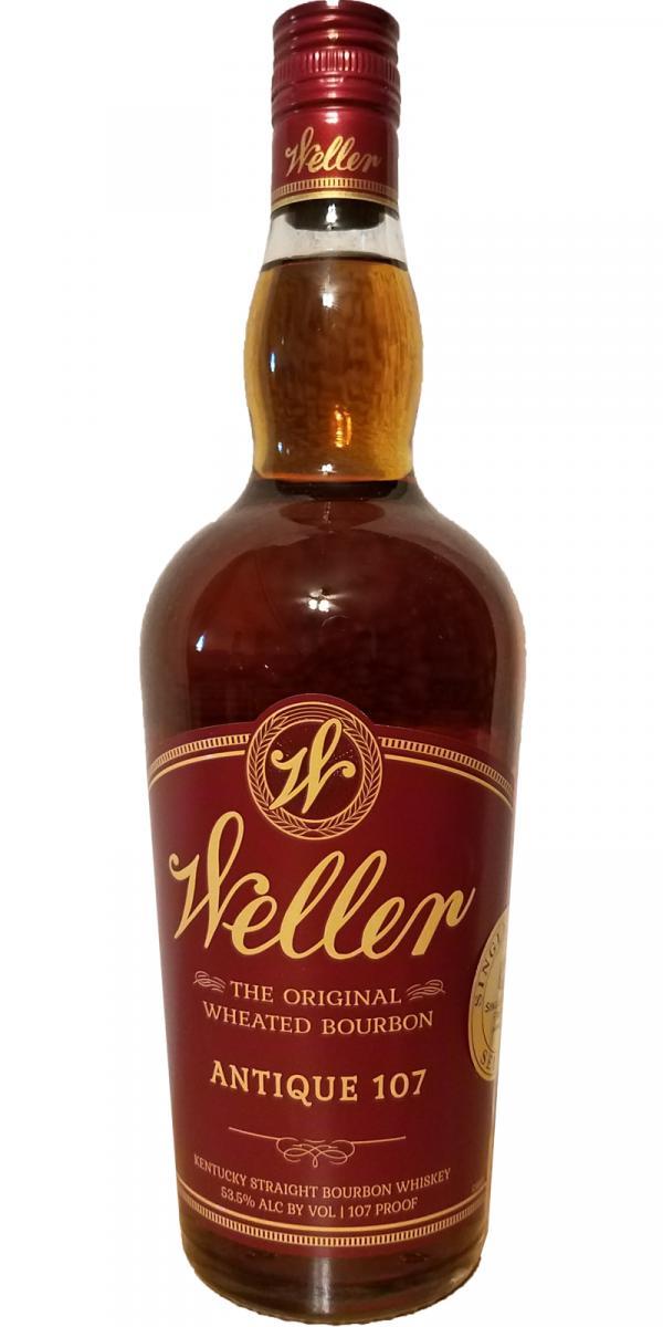 Old Weller Antique 107