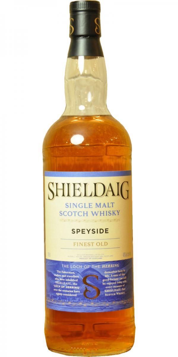 Shieldaig Speyside IM