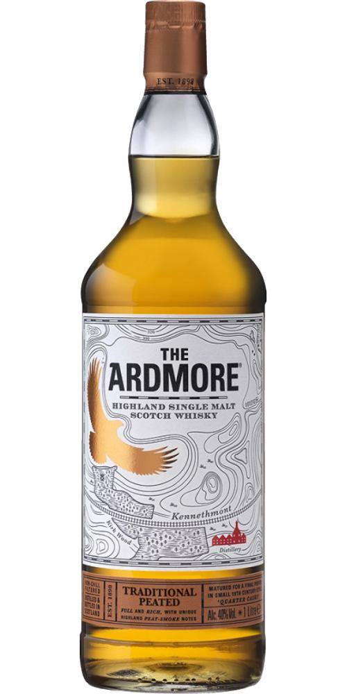 Ardmore Traditional - Peated