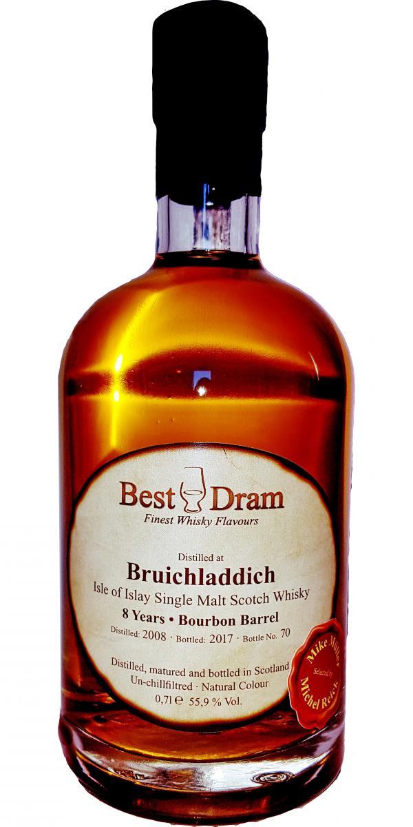 Bruichladdich 2008 BD