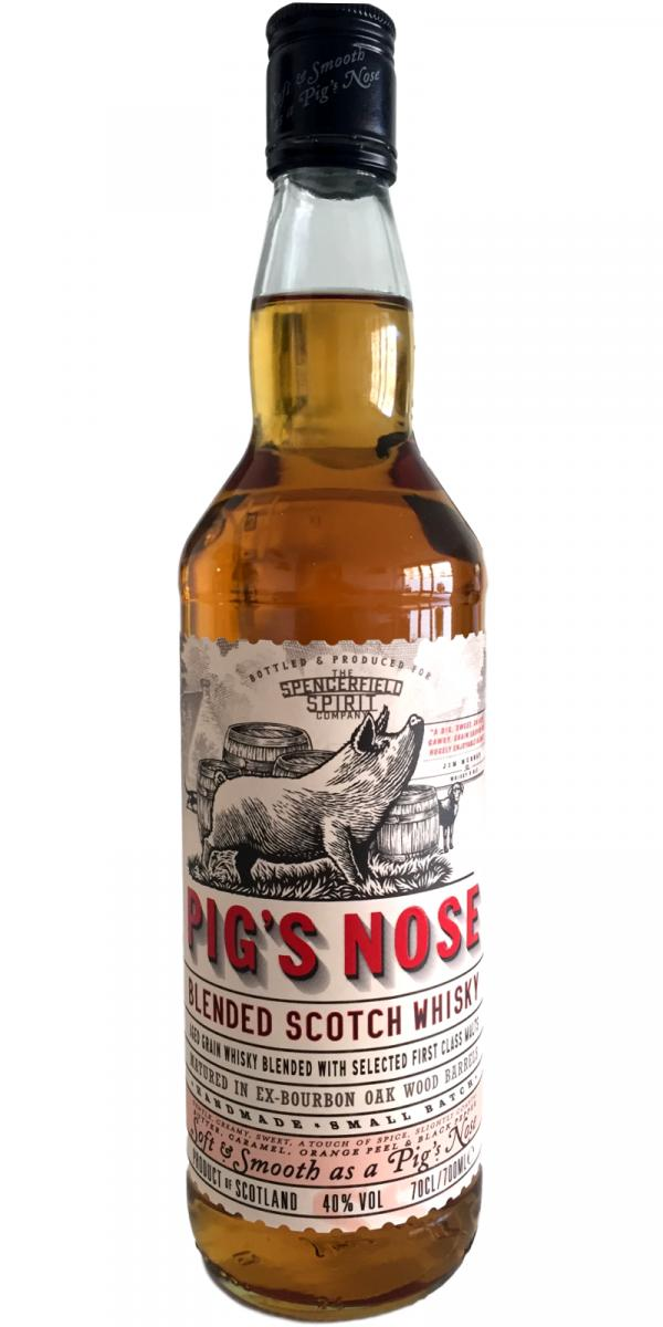 Pig's Nose Blended Scotch Whisky