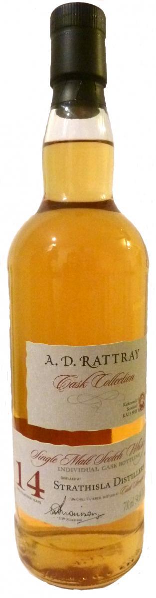Strathisla 2002 DR