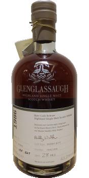Glenglassaugh 1986