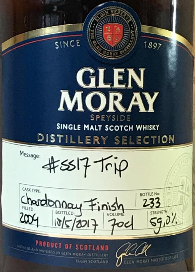 Glen Moray 2004