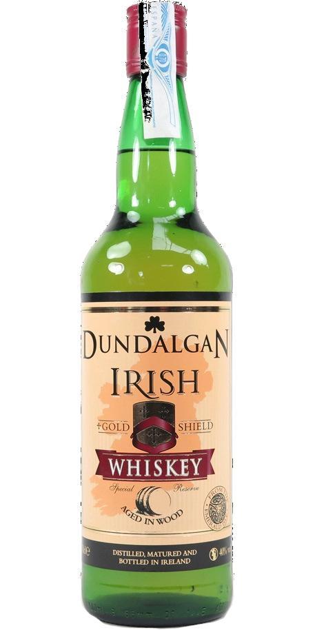 Dundalgan Gold Shield