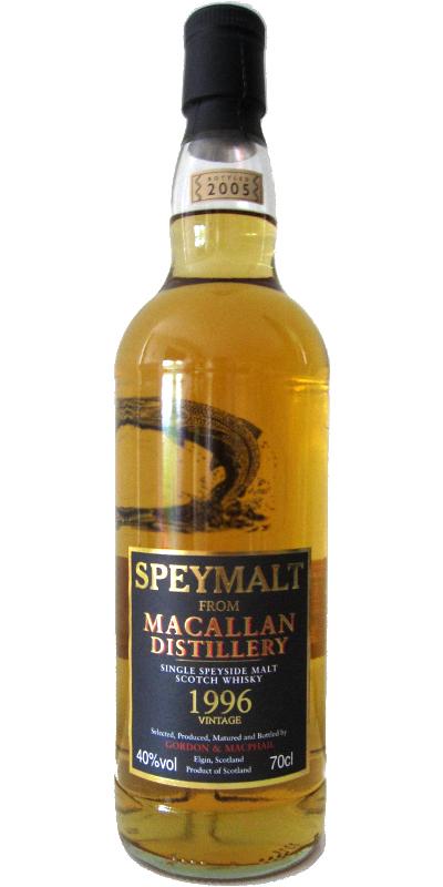 Macallan 1996 GM