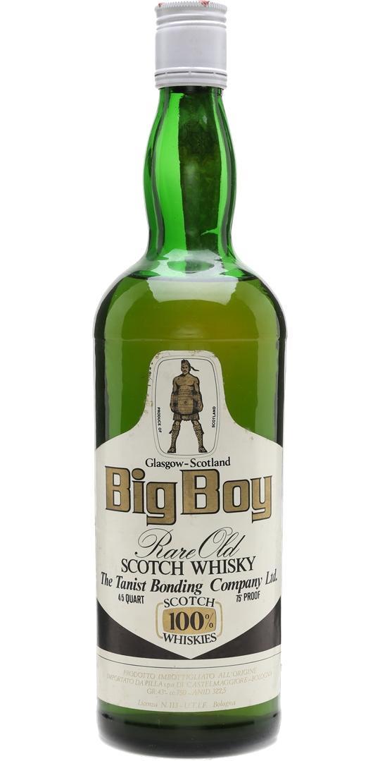 Big Boy Rare Old Scotch Whisky