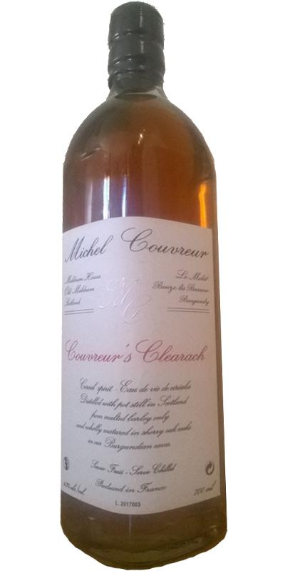 Michel Couvreur Couvreur's Clearach MCo
