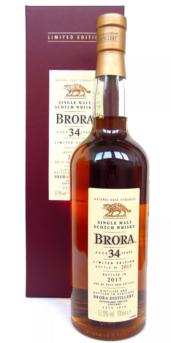 Brora 16th Release