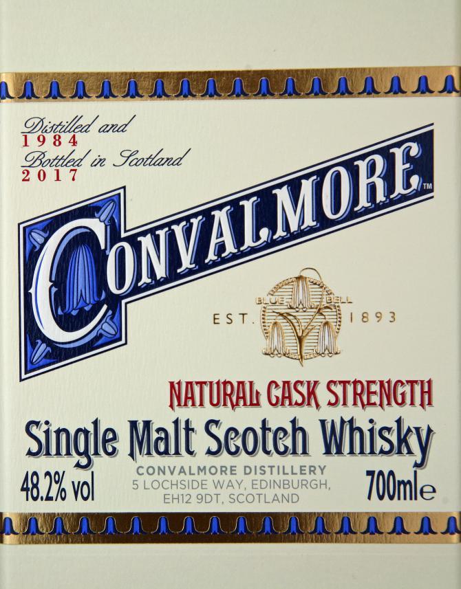 Convalmore 1984