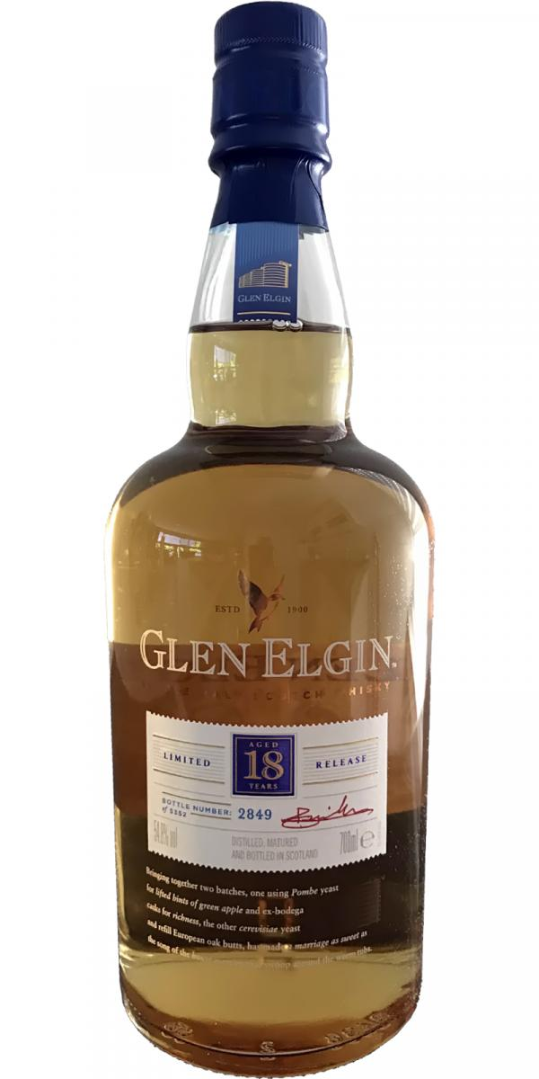 Glen Elgin 1998