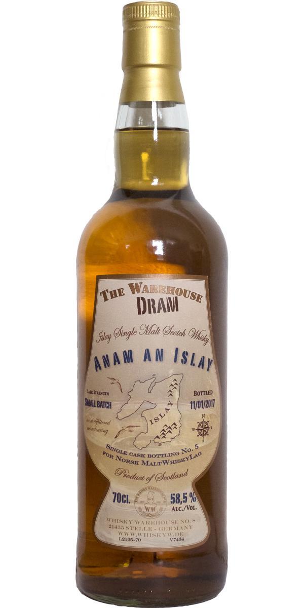 Anam an Islay NAS WW8 NMWL No. 5