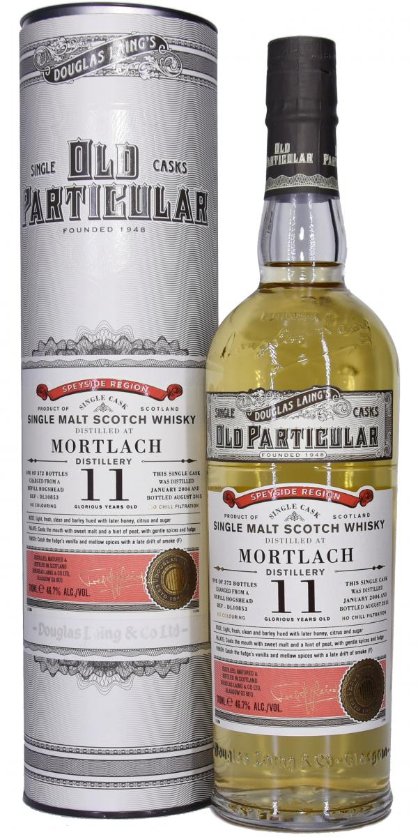 Mortlach 2004 DL