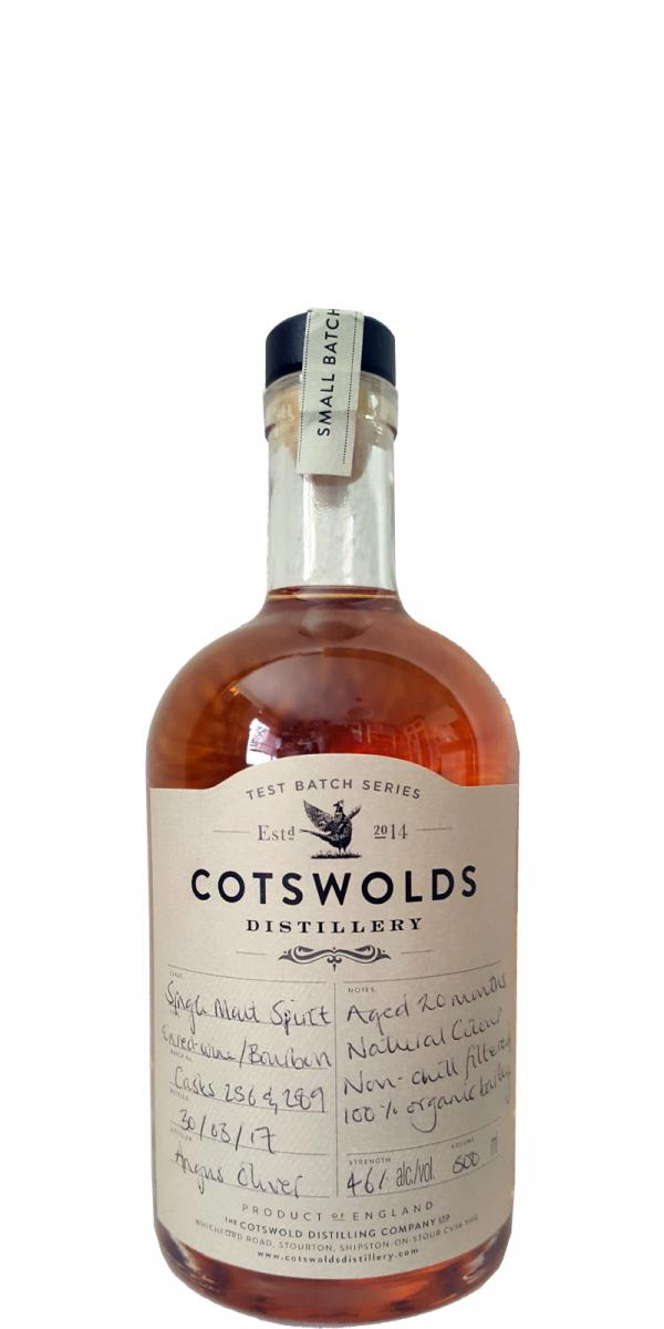 Cotswolds Distillery 20 months