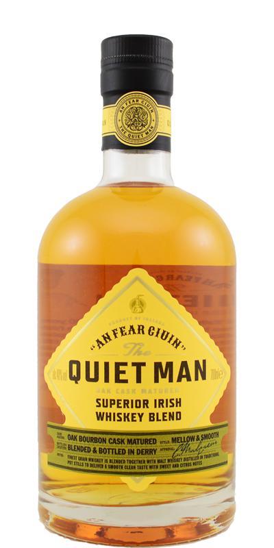 The Quiet Man NAS